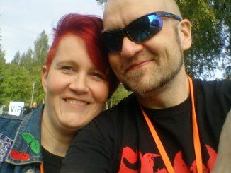 Kaisa ja Sami Sundqvist.